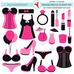 girly diva clipart graphic design hot pink zebra print makeup rh pinterest com Women's Purse Clip Art Coach Purse Clip Art