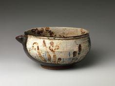 Ogata Kenzan | Water Pot | Japan | Edo period (1615–1868) | The Metropolitan Museum of Art