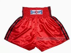 Siamtops Siamtops Muay Thai Shorts - 3 stripes for sale.  [ST-S-006-B]