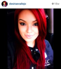 Cosmetology Student Follow on Instagram @Desirae Vallejo
