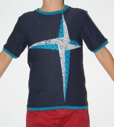 Tuto et patron gratuit : un tee-shirt enfant plein de magie ! | Vie de tissus