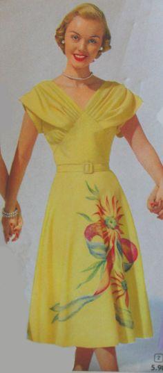 1950's 1950s Fashion Women, 1950s Fashion Dresses, Vintage Fashion 1950s, Vintage Dresses 50s, Retro Fashion, Vintage Outfits, 1950s Women, 1950s Dresses, Timeless Fashion