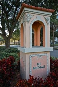 Old Northeast in St Pete - so many dream of living there