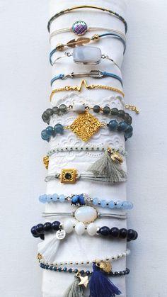Boho turtle Tassel Mix and Match Bracelet Seed by JollyInThePlane