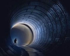 Secret underground tunnel   StashVault - Secret Stash Compartments Heroes Tv Series, Perspective, Homestead Survival, Conspiracy Theories, Types Of Art, Illusions, Image, Bending, Trippy