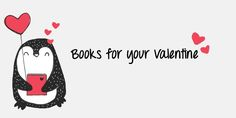 Romantic or cheeky? Find the perfect book for this Valentine's Day.  #HeadOverHeelsForBooks