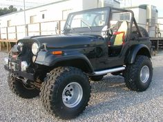 1979 Jeep CJ-5 #cars #coches #carros