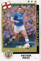PETER REID Everton (1986)