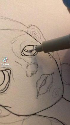 Dark Art Drawings, Art Drawings Sketches Simple, Interracial Art, Hippie Art, Hippie Drawing, Notebook Art, Trash Art, Arte Sketchbook, Funky Art