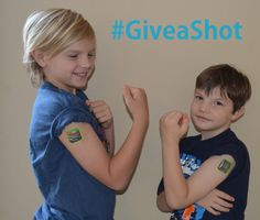 #ad #GiveaShot #cbias  Back to School Immunizations at Walgreens
