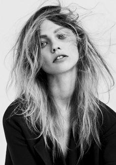 Sasha Pivovarova for Vogue by Daniel Jackson 2014