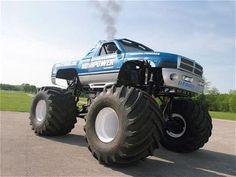 Dodge RAM Monsters