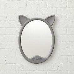 Kitty Cat Mirror    The Land of Nod