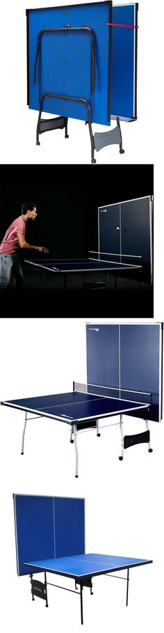 Tables 97075: Indoor Outdoor Play Fold Upmd Sports 4 Piece Table Tennis Ping