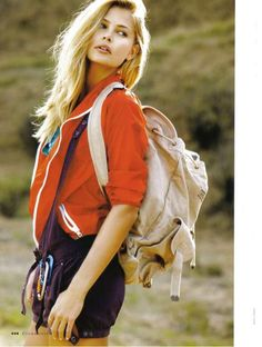 Spring Camping Shoots - 'Yes We Camp' in Elle Italia Heads Out of the City for Fashion Fun (GALLERY)