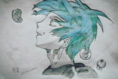 I've draw this because I was borred This is my own art work