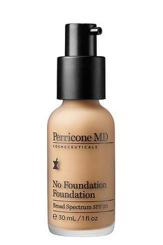 Makeup That Actually Makes Your Skin Better #refinery29  http://www.refinery29.com/makeup-for-skin-care#slide-2  Perricone MD  The brand: Another doctor who's brought his expertise to the world of beauty, dermatologist Nicholas Perricone, MD, was one of the first pros on the no-makeup makeup craze with his line No Makeup Skincare. It offers anti-aging ingredients in all of its products, and most of them helpfully contain sunscreen as well.  Try: No Foundation Foundation is lightweight, comes…