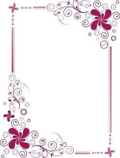 Risultati immagini per marcos word amor Page Borders Design, Border Design, Borders For Paper, Borders And Frames, Diy And Crafts, Arts And Crafts, Paper Crafts, Parchment Craft, Note Paper