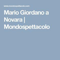 Mario Giordano a Novara | Mondospettacolo