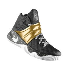 brand new 78f7f b42dc Kyrie 2 iD Big Kids Basketball Shoe