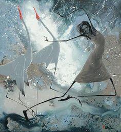 Gorgeous Painting by Judy Prosser Australian Art, Watercolor Bird, Aboriginal Art, Bees, Art Drawings, Original Paintings, Abstract Art, Arts And Crafts, Earth