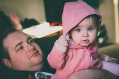 My two loves of my life ❤ •Copyrights belong to me, Švitrigailė Hoyle, and this picture without permision can't be used• #I love my family #father and daughter #daddy's girl #lifestyle photography #blue eyes #looks like film