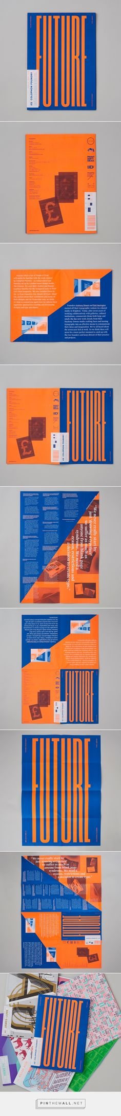 Posterzine Issue 09 | Colophon Foundry | People of Print - created via https://pinthemall.net