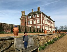 A Family Day Out at National Trust's Ham House, Surrey