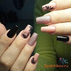 Nails, Beauty, Gold, Finger Nails, Ongles, Beauty Illustration, Nail, Nail Manicure