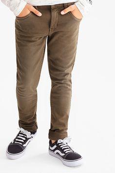 THE SLIM JEANS - Jog Denim | C&A Slim Jeans, Jogging, Parachute Pants, Khaki Pants, Skinny, Denim, Kids, Fashion, Fashion Trends