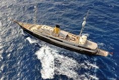 The 'Nero' is the Ultimate Dream Yacht Photos) - Suburban Men - August 2015 Luxury Yachts For Sale, Yacht For Sale, Private Yacht, Swimming Pools, Sailing, Italy, Cool Stuff, World, Travel