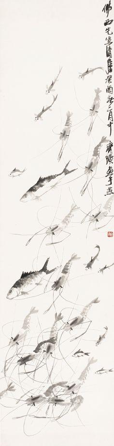 Qi Baishi's Fish and Shrimp A Culture of Bidding: Forging an Art Market in China