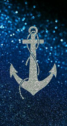 10 Awesome Cool Glitter Wallpapers for iPhone 6 iPhone 5 wallpaper, blue glitter, splinter anchor! Wallpaper Para Iphone 6, Beste Iphone Wallpaper, Anchor Wallpaper, Nautical Wallpaper, Trendy Wallpaper, Galaxy Wallpaper, Cool Wallpaper, Mobile Wallpaper, Cute Wallpapers