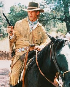Stephen Baldwin as Buffalo Bill Cody on The Young Riders