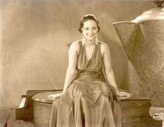 First African American actress...Nina Mae McKinney