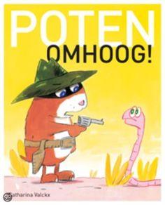 bol.com | Poten omhoog!, Catharina Valckx | 9789025748227 | Boeken