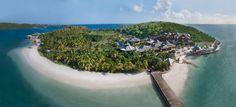 L'île Calivigny fait preuve d'une splendeur inégalée. Les rares visiteurs privilégiés de l'île de Calivigny situé au large de la côte de Grenade dans les Antilles, auront la chance de profiter de la solitude absolue dans un grand confort.