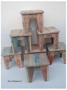 Solution d'ameublement originale, légère et pratique, indispensable à la maison. A installer dans toutes les pièces.