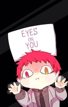 Akashi has his eyes on you OwO