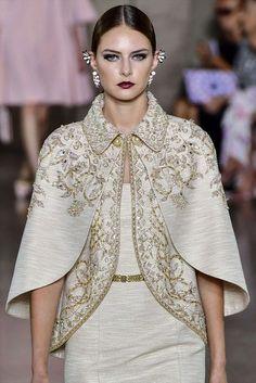Georges Hobeika, Indian Designer Outfits, Designer Dresses, Hijab Fashion, Fashion Dresses, Punk Fashion, Lolita Fashion, Moda Chic, Fashion Details