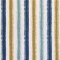 Prints Fabric - Paola Mineral Stripe Velvet Fabric Pattern