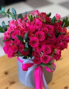Beautiful Flowers Images, Flower Images, Amazing Flowers, Beautiful Roses, Pretty Flowers, Pink Flowers, Birthday Wishes, Happy Birthday, Box Roses