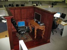 Fancy Up That Cubicle