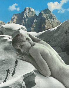 Mountainous Naked Ladies   illicit Blag