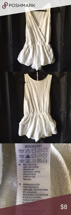 F21 knit romper Not quite ready for summer to be over? Book a vacation getaway and take this romper with you. No need to think of matching top or bottom when you go with an easy piece. Forever 21 Dresses Mini