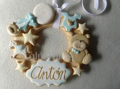 Best of Suspended Baby Wreath Calpurnias Cookies