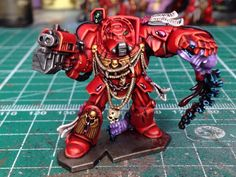 Space Hulk 2014  Brother Goriel  Painted by Rich Goss