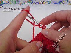 Diadema tejida con dos agujas con paso a paso en fotos | Crochet y Dos agujas