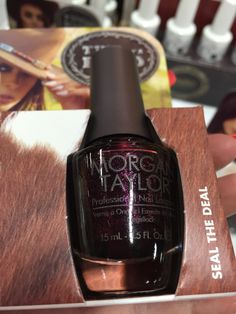 Coming for Fall 2015 from @morgantaylormt  as seen @cosmoprofna