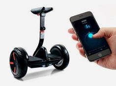 Smart Self Balancing Personal Transporter w Mobile App Control        Deal of the day >>>   http://amzn.to/2adfrS9